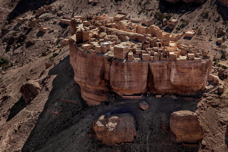 WADI HADRAMAWT by Marina Sorokina on 500px.com