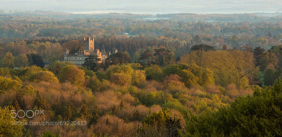 Photograph Highclere Castle by J  T on 500px