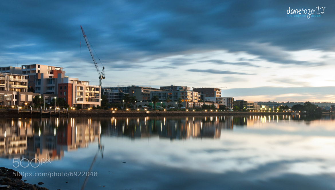 Photograph Homebush Waterfront Apartments by Dane Tozer on 500px