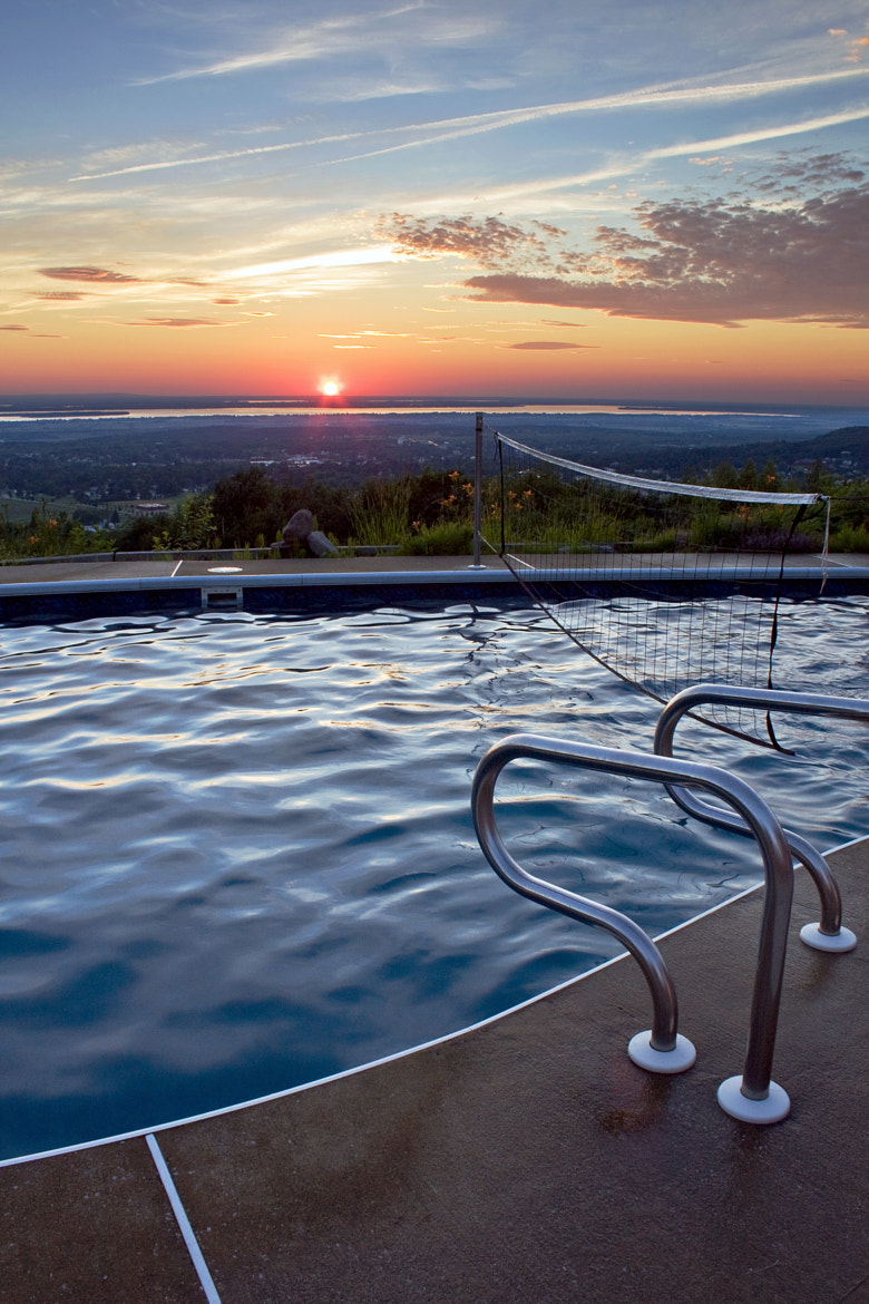 Photograph Pool With A View by Kirk Marshall on 500px
