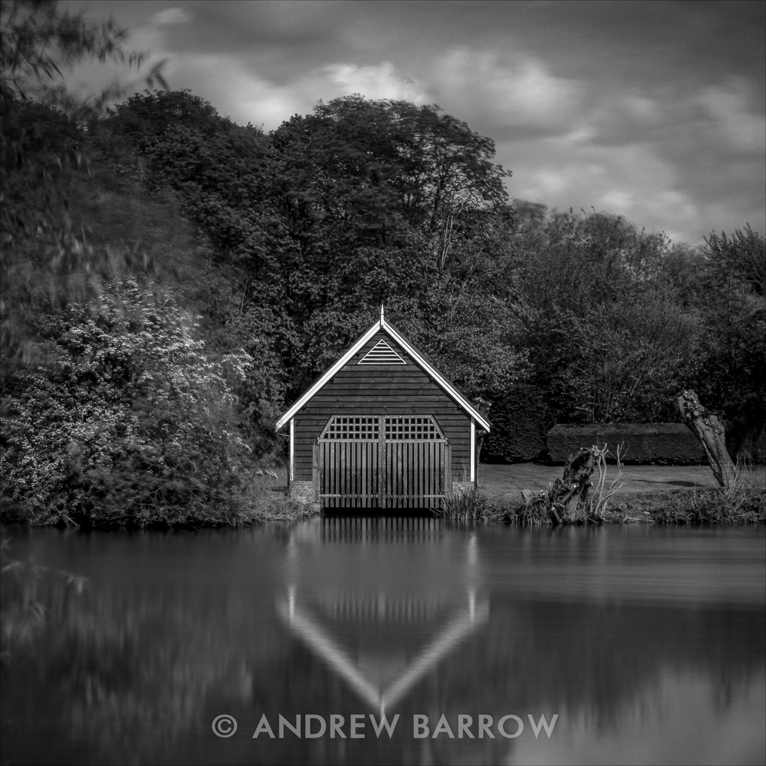 Photograph The Boat House by Andrew Barrow LRPS on 500px