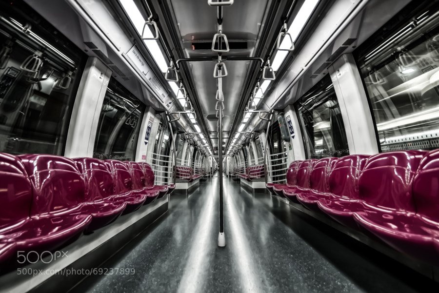 Photograph The tube by Piotr J on 500px