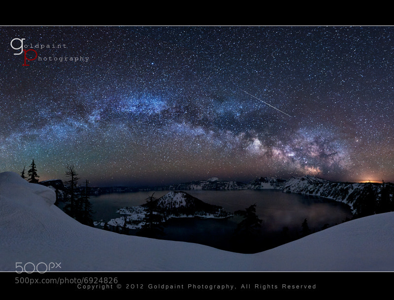 Photograph Beyond the Rim by Brad Goldpaint on 500px