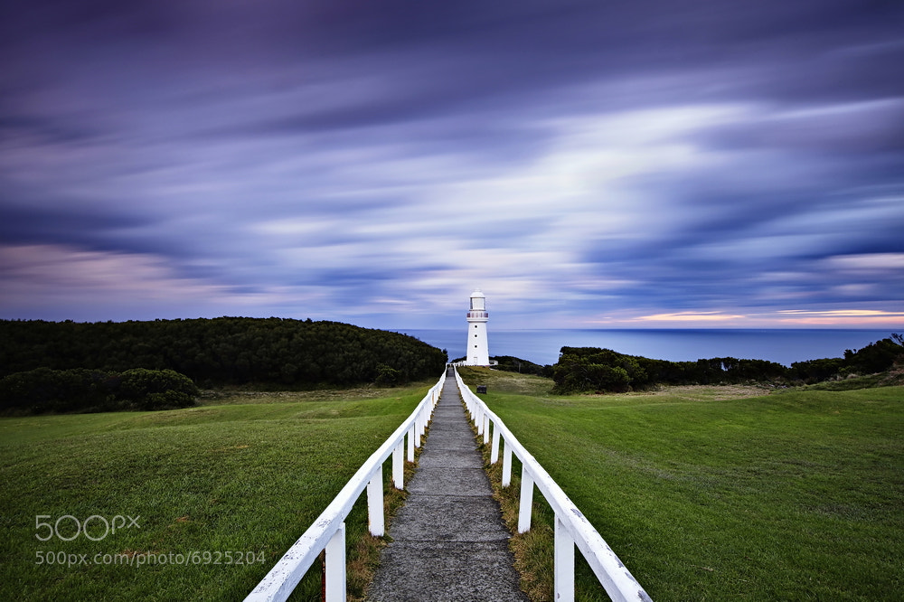 Photograph Long Exposure Lighthouse by Tim Donnelly on 500px