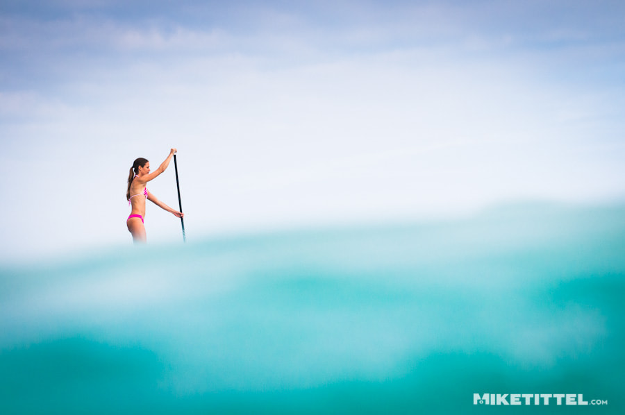 Photograph Kanaha SUP by Mike Tittel on 500px