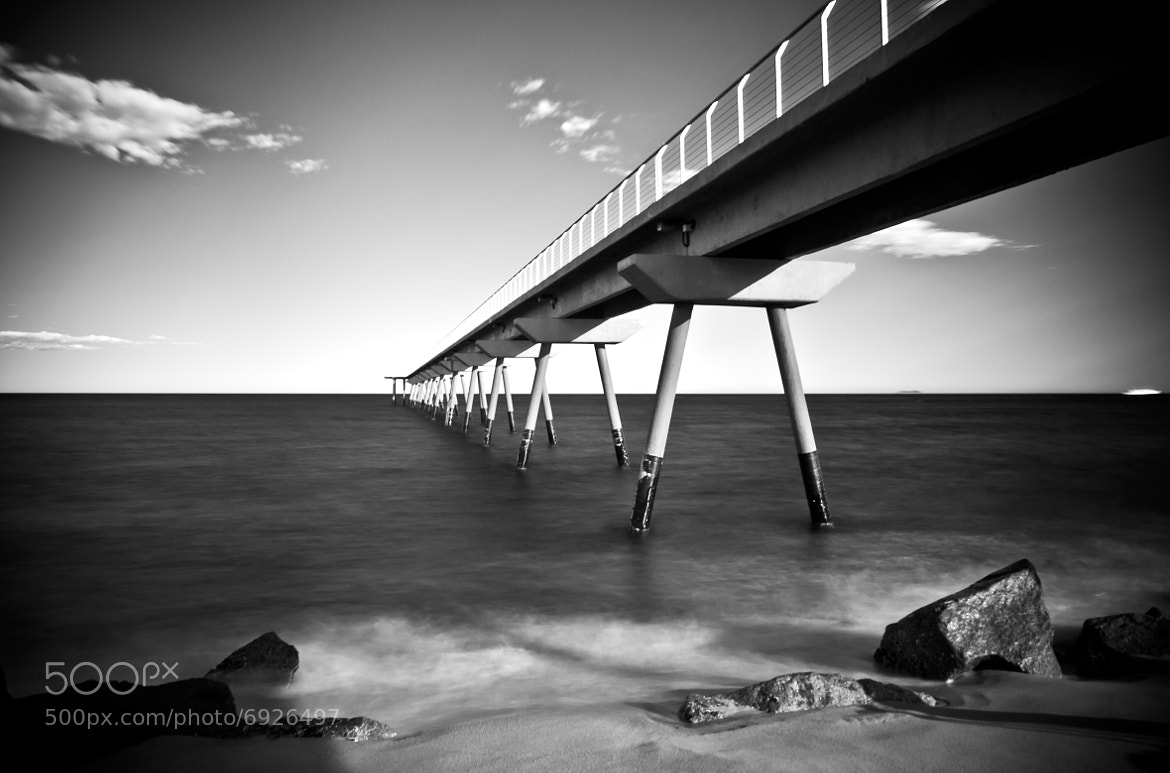 Photograph Bridge4 Infrared by Sean Price on 500px