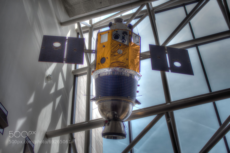 Photograph National Air and Space Museum by José Eduardo Deboni on 500px