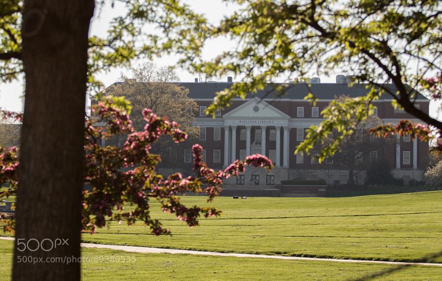 Photograph University of Maryland, College Park by José Eduardo Deboni on 500px
