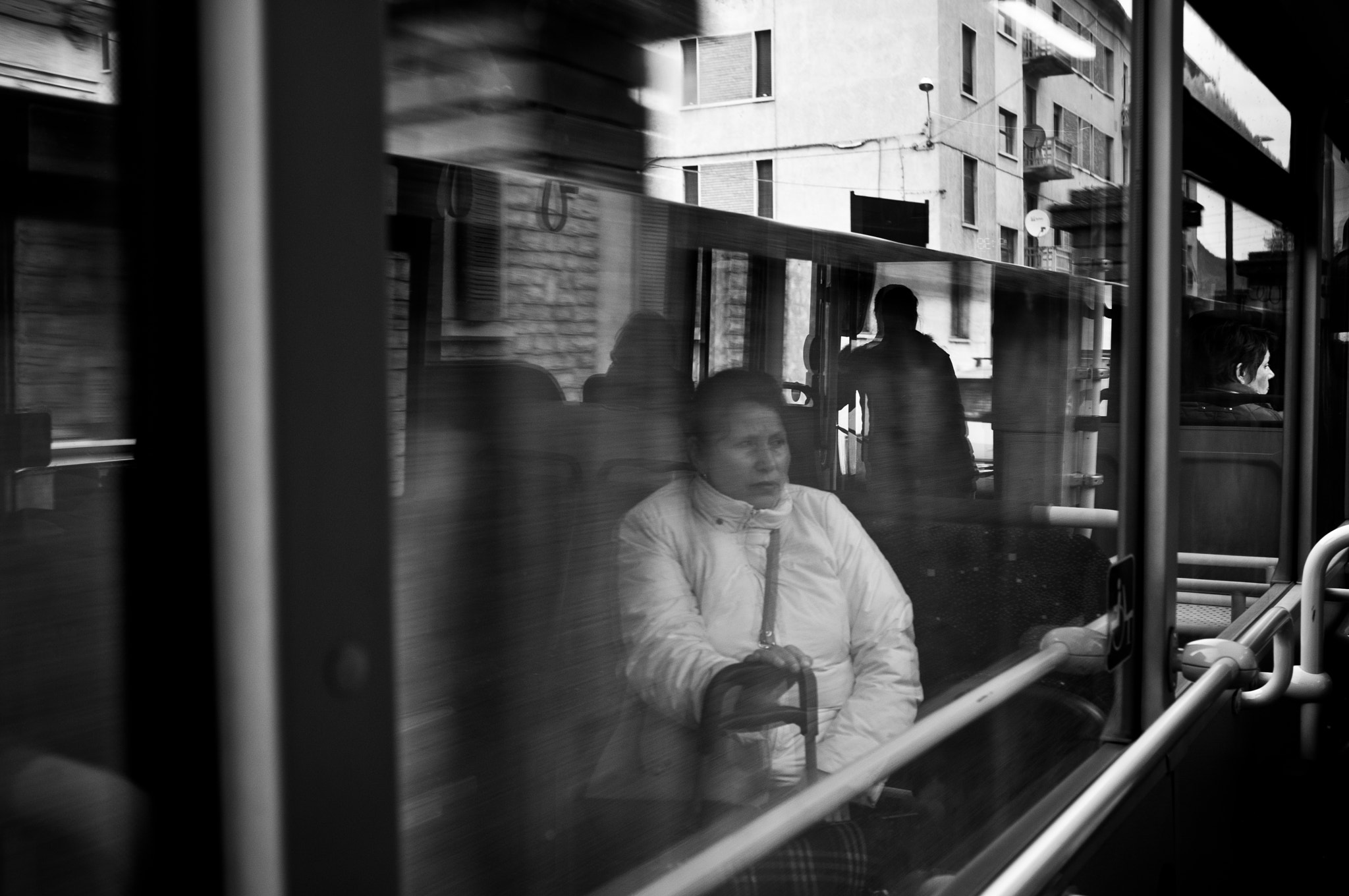 Photograph On the bus #5 by Emanuele  Toscano on 500px