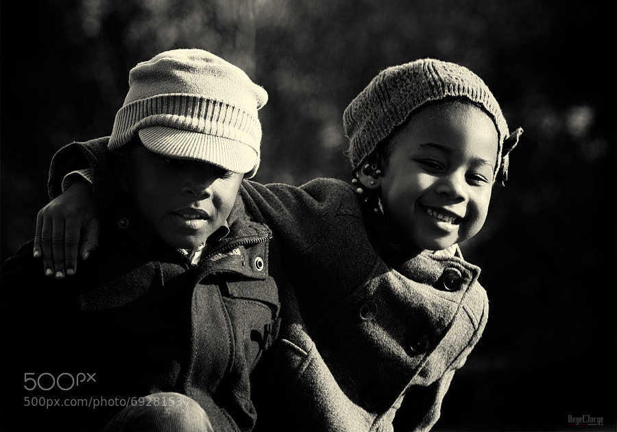 Photograph friends forever by Hegel Jorge on 500px