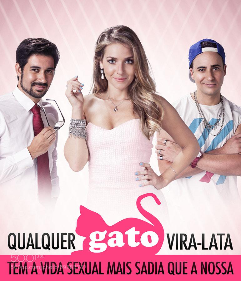 Theater Poster  design & retouch: Milton Menezes
