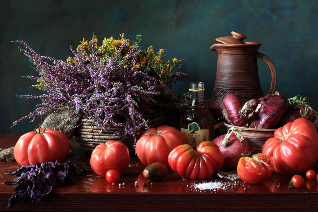 Photograph The Feast of Good Things by Natalie Panga on 500px