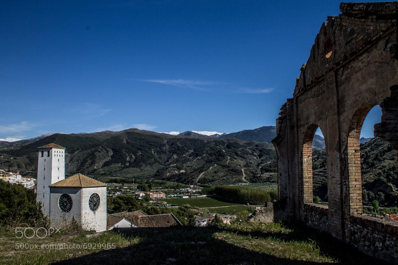 Photograph Ruins II by Borja Sáez on 500px