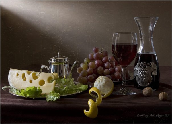 Photograph Flemish still life by Dmitry Melentev on 500px