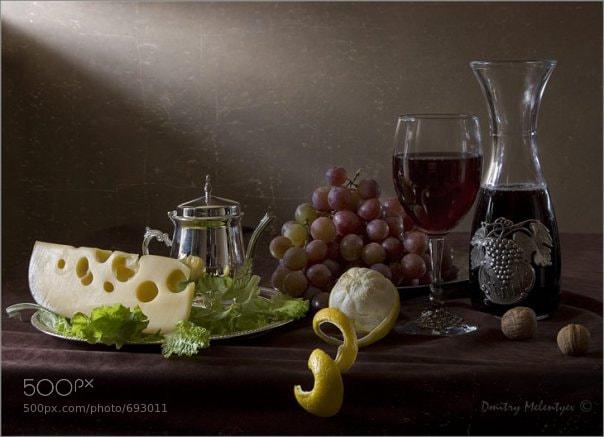 Photograph Flemish still life by Dmitry Melentev on 500px