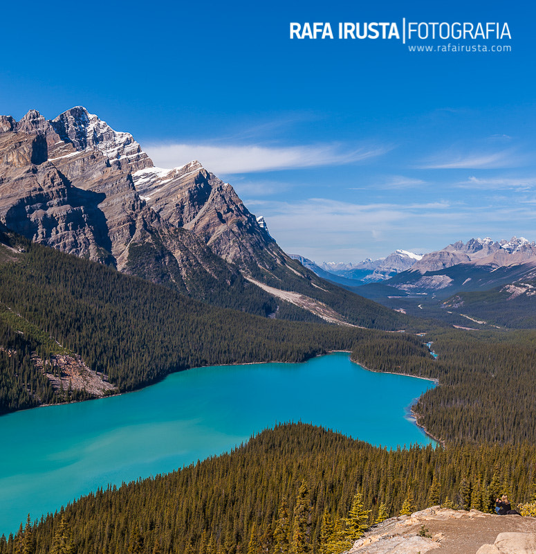 Photograph Peyto Lake by Rafa Irusta on 500px