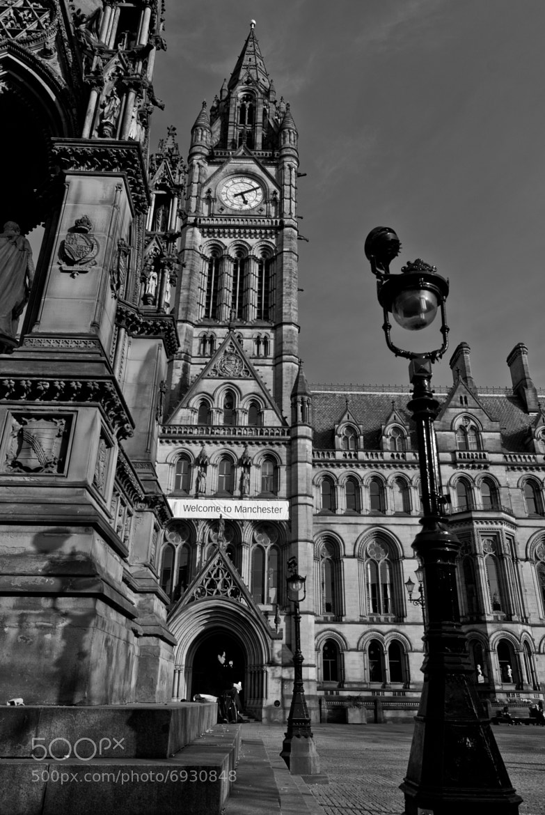 Photograph Manchester Town Hall by Laura Harris on 500px