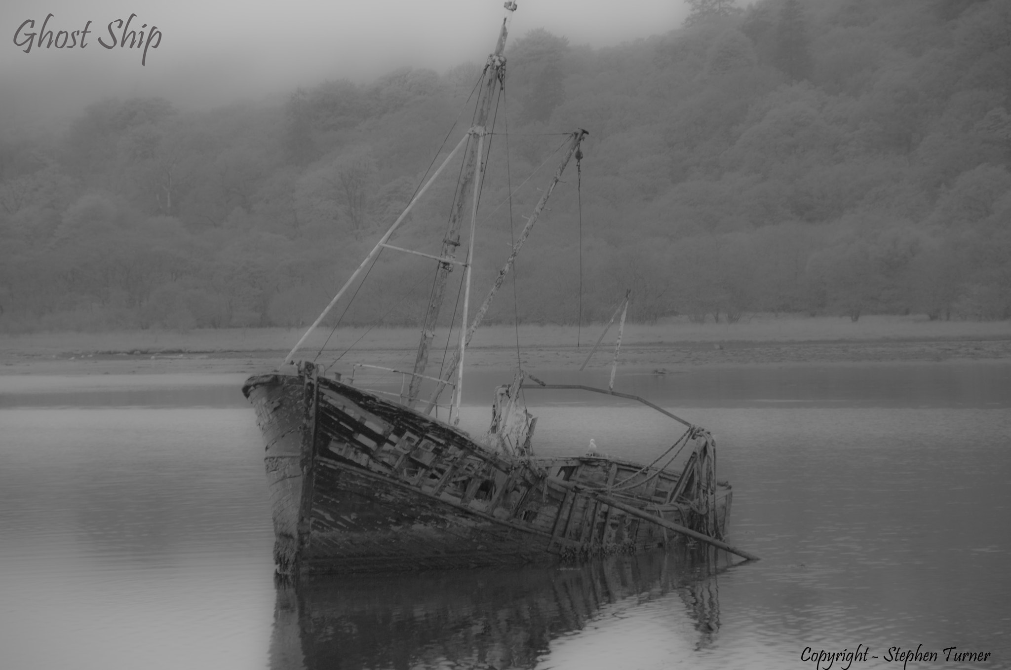 Photograph Ghost Ship by Stephen Turner on 500px