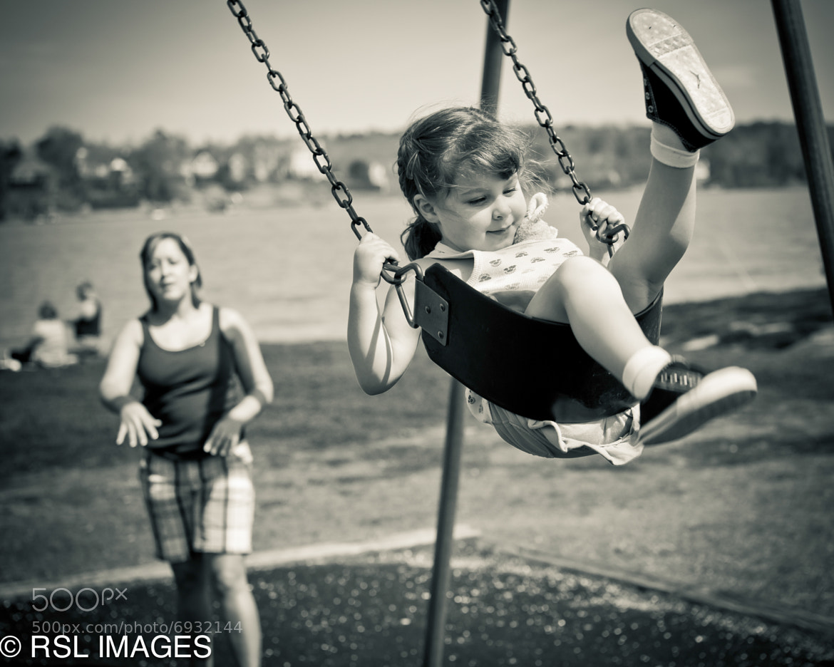 Photograph Swing by Richard Lawson on 500px