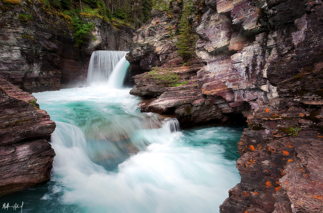 Photograph St Marys Falls by Matthew Hahnel on 500px