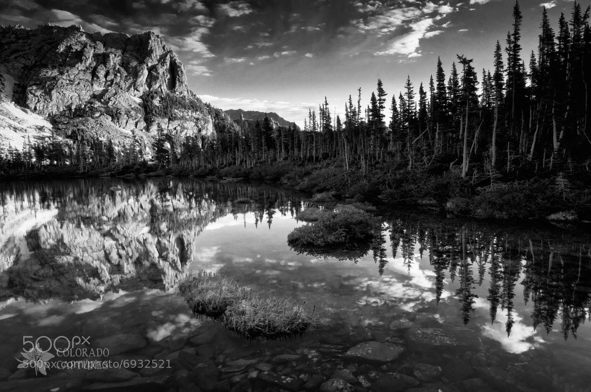 Photograph Alpine Reflection by Mike Berenson - Colorado Captures on 500px