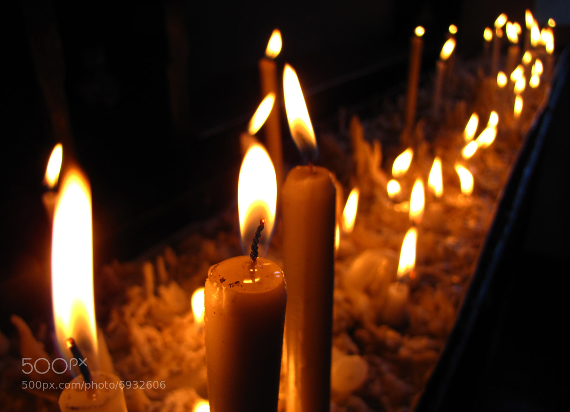Photograph Light a Candle by Nipun Arora on 500px