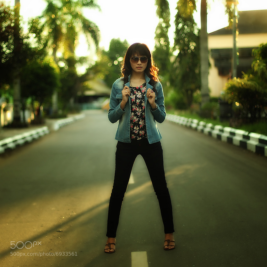 Photograph You Got The Look by Fauzan Maududdin on 500px