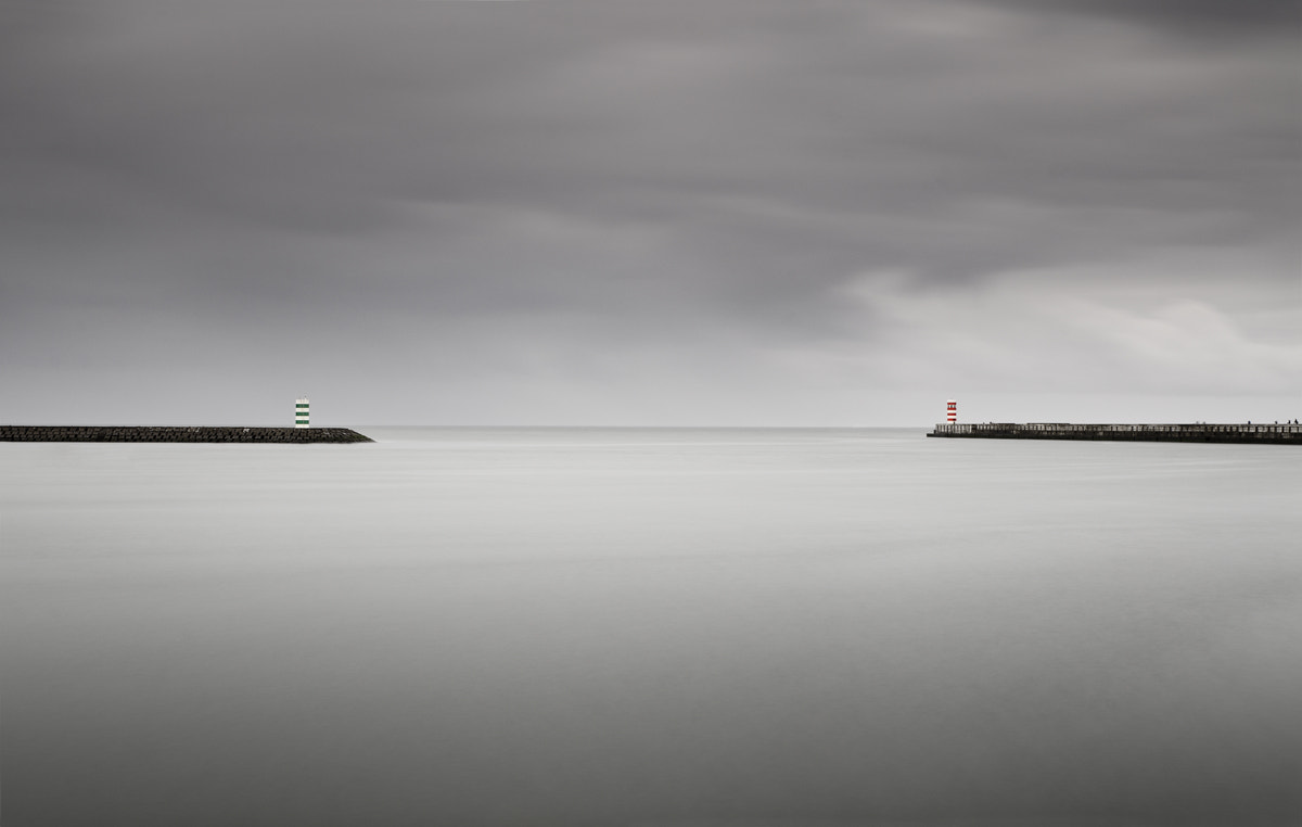 Photograph Between lighthouses by Pedro  Díaz Molins on 500px