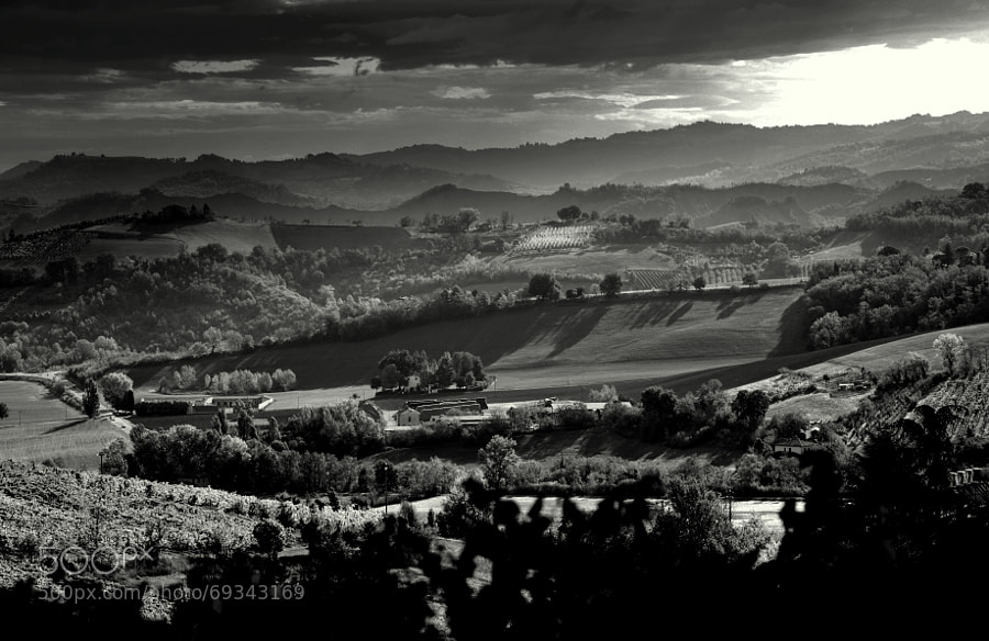 Photograph Hills of Emilia by Stefano Zocca on 500px