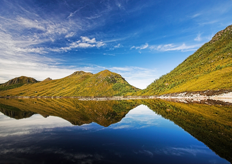 Photograph Lake Plimsoll by Peter Daalder on 500px