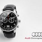 Постер, плакат: Audi Chronograph Big Date