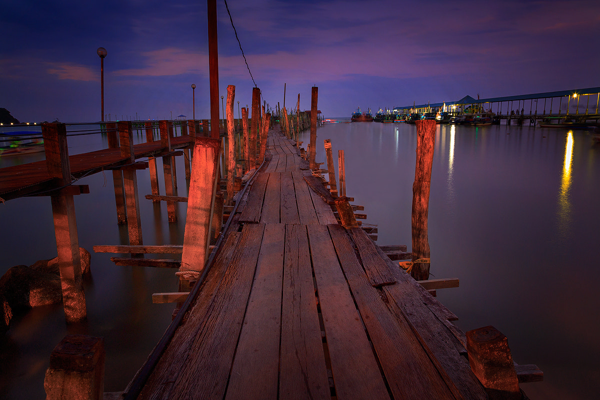 Photograph The Old Dock by M AlHarby on 500px