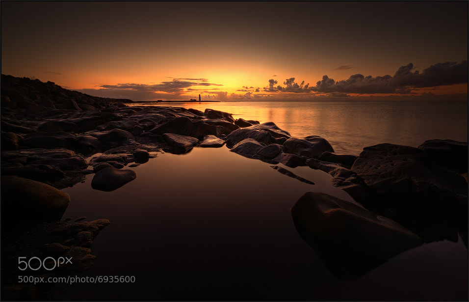 Photograph [ ... when the sun goes down ]  by Raymo-Photography on 500px