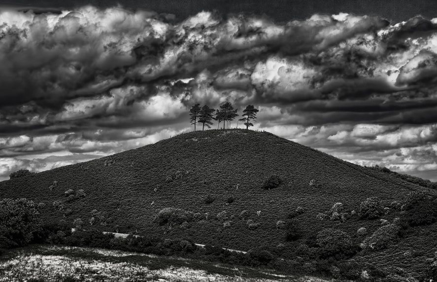 Photograph Hill by Neil Oughton on 500px