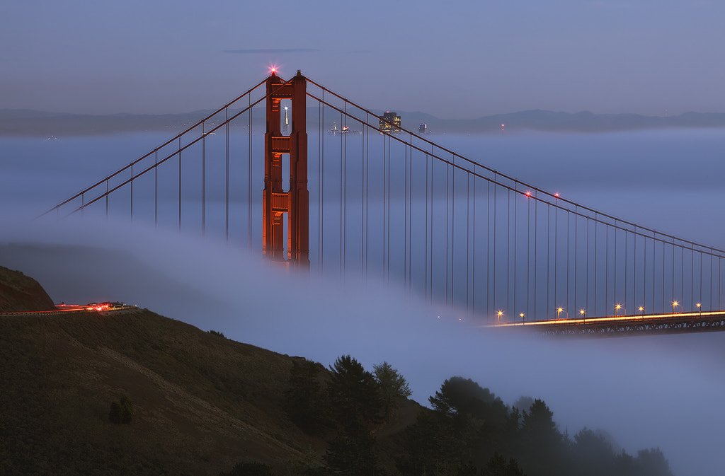 Photograph Golden Gate Bridge by Javier Acosta on 500px