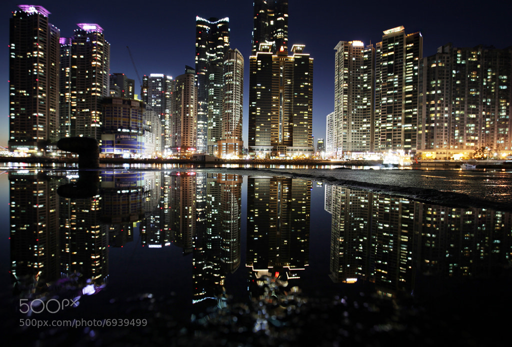 Photograph Reflection by Woosra Kim on 500px