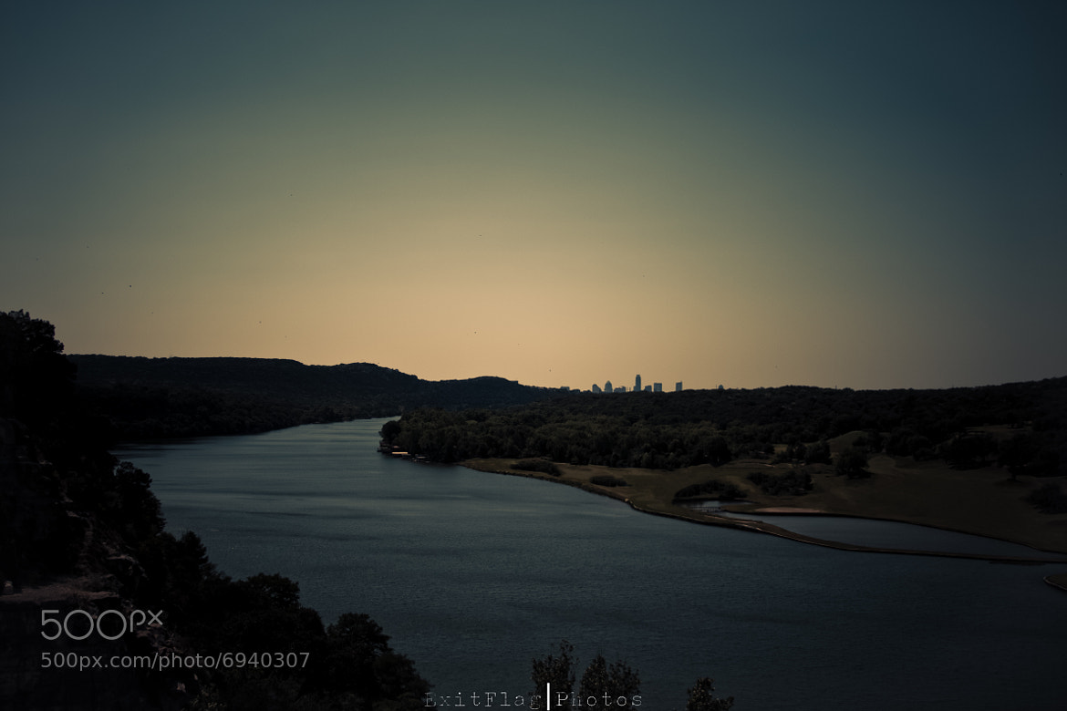 Photograph Follow The River To The City by Austin Hansen on 500px