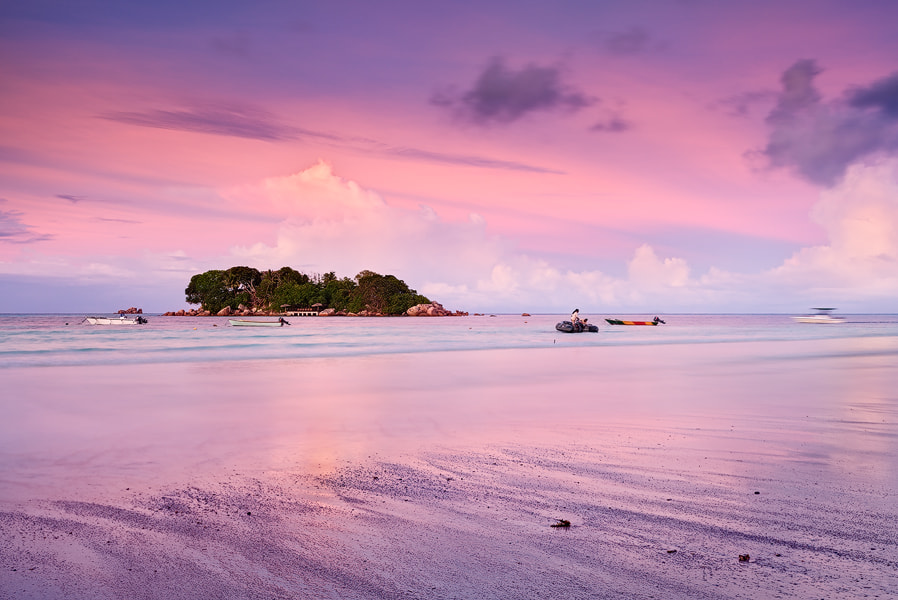 Photograph Anse Volbert by Michael  Breitung on 500px