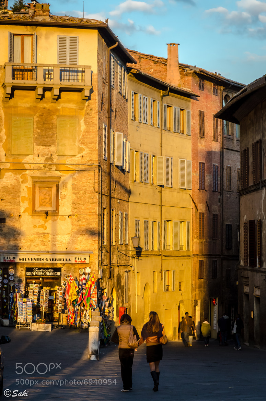 Photograph Golden Siena by Jozef (Saki) Sakalos on 500px