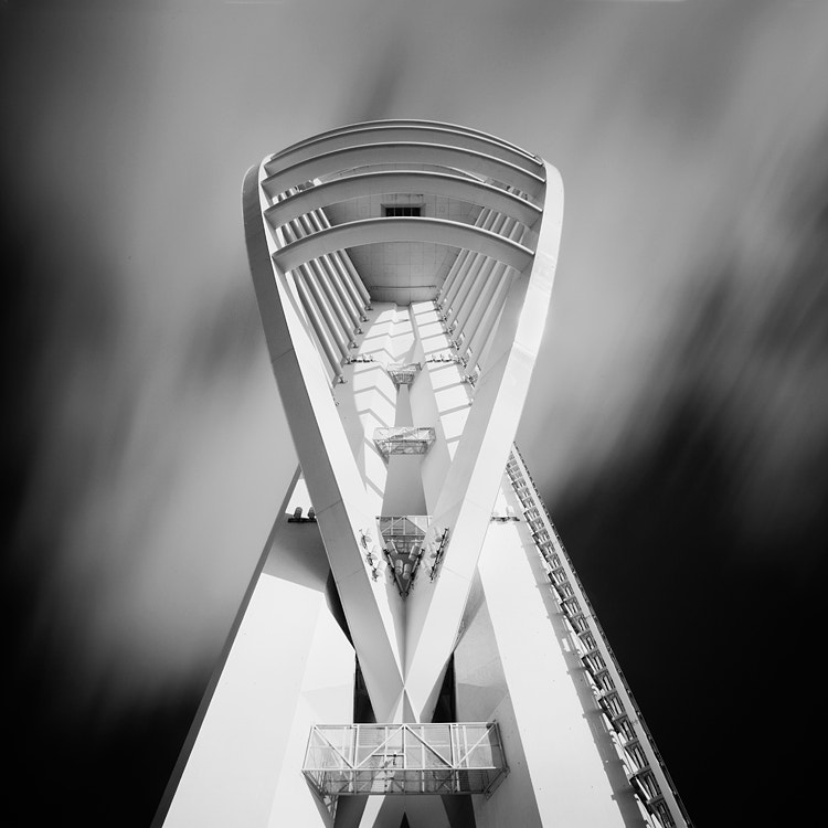Photograph Spinnaker Tower by Nina Papiorek on 500px