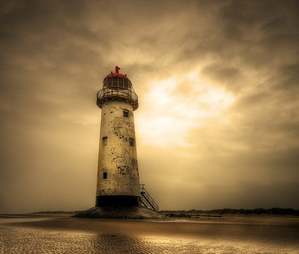 Photograph Point of Ayr.. by Steve Clee on 500px