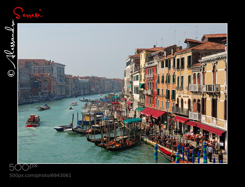 Photograph Venezia by Alessandro Serresi on 500px