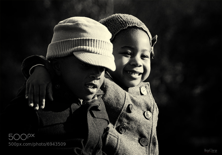 Photograph forever friends by Hegel Jorge on 500px