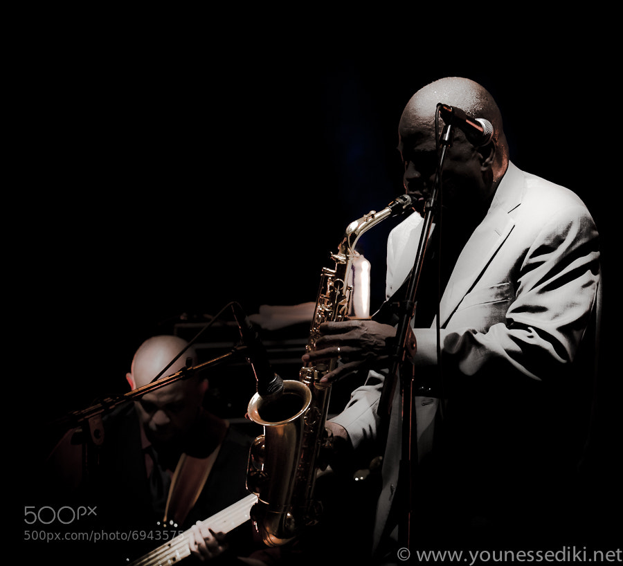 Photograph Maceo Parker by younes sediki on 500px