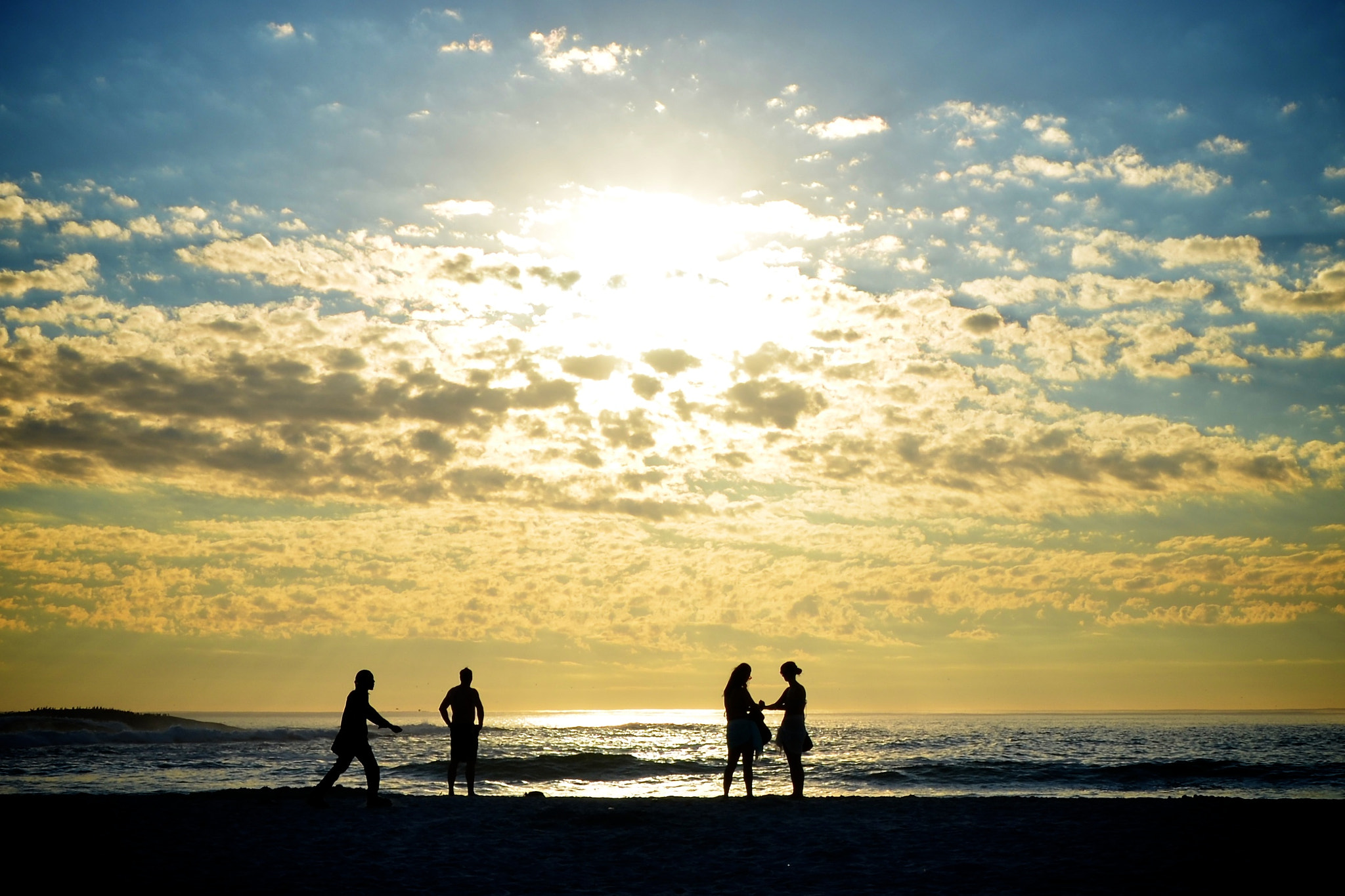 Photograph At the beach by L. Santos on 500px
