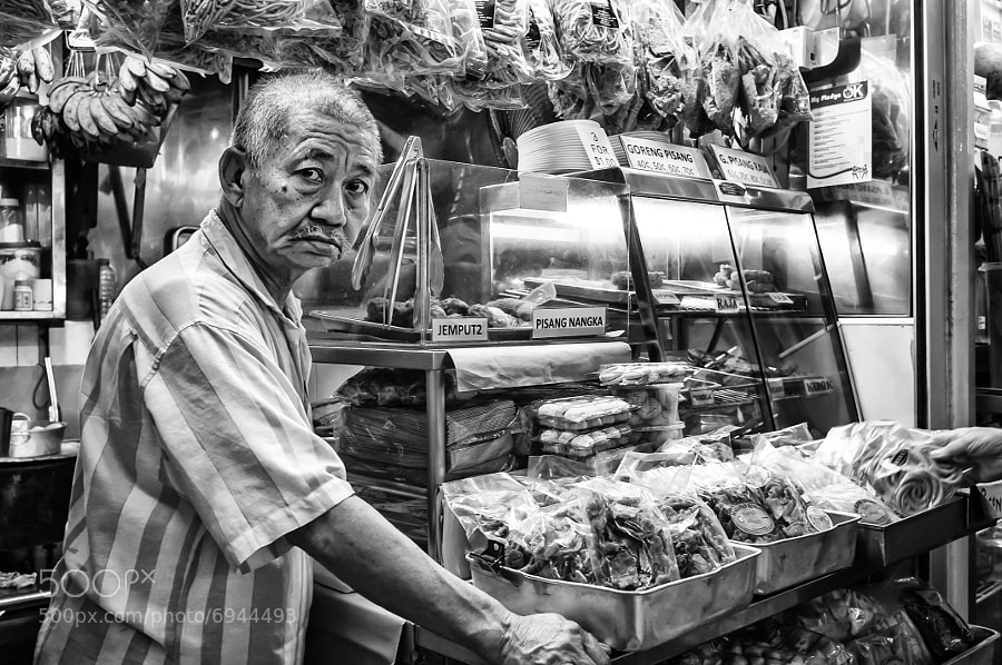 Dry Food Seller by Luca Sartoni (lucasartoni) on 500px.com