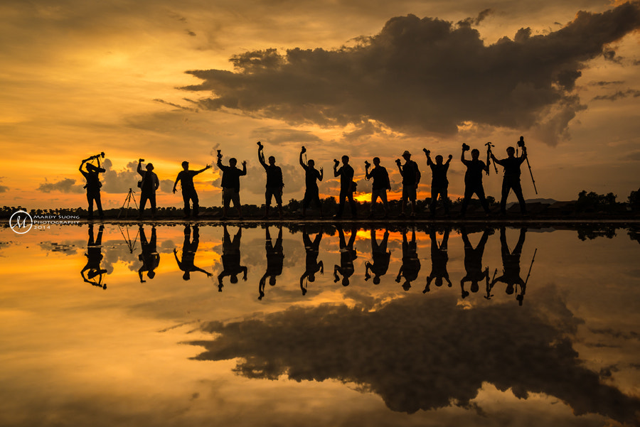 Photograph We Are Enjoy With Cambodia Photography Tours ! by Mardy Suong Photography on 500px