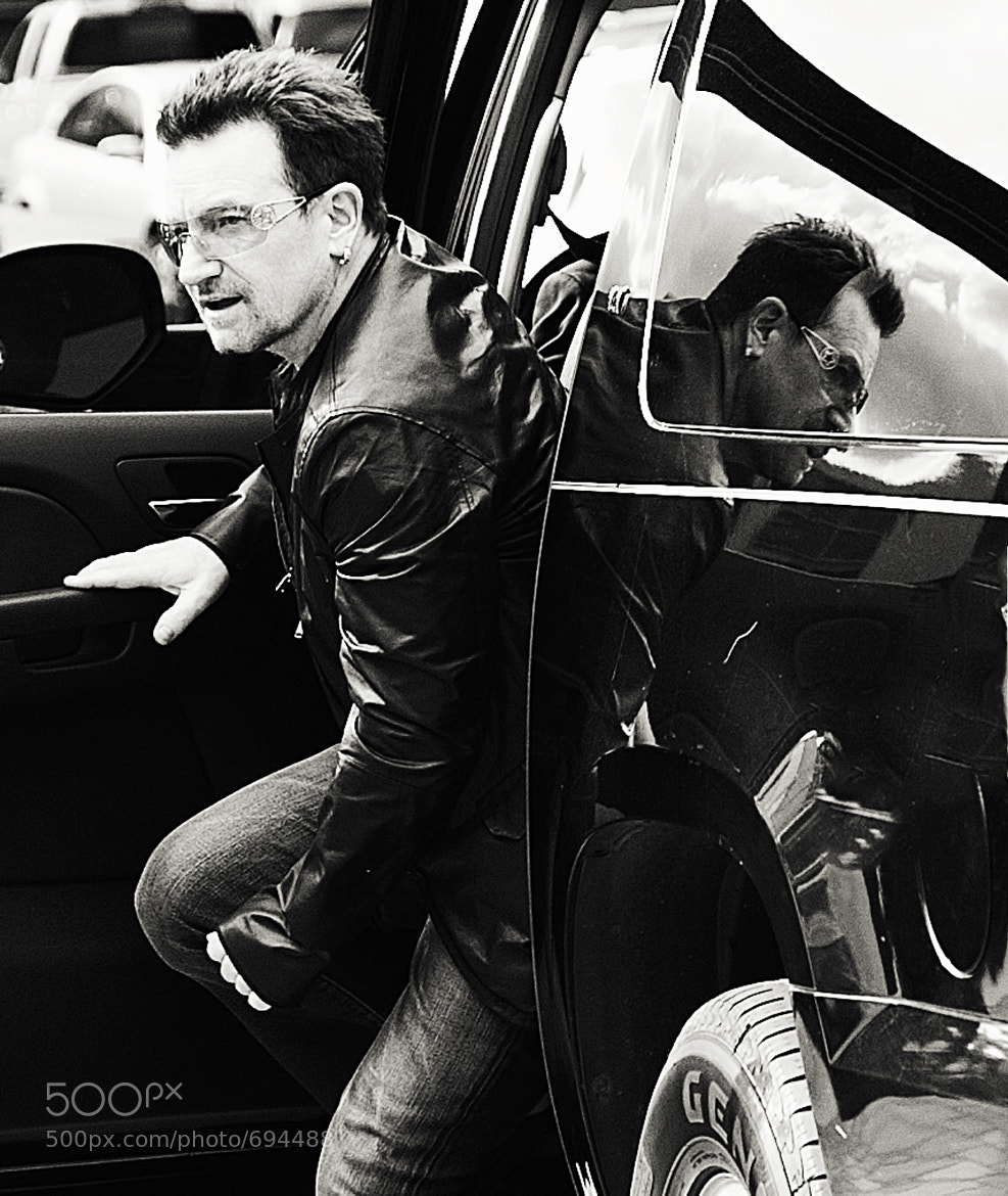 Photograph Bono by Nancy Newell on 500px