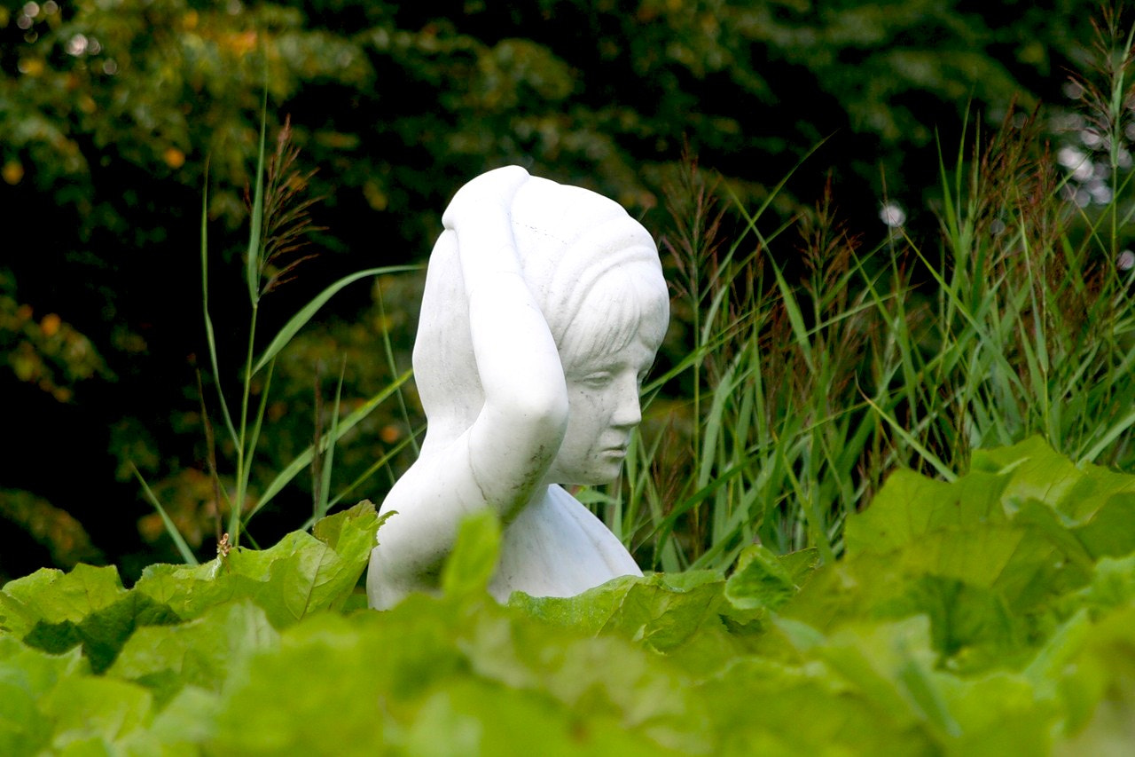 Photograph Stone Girl by I am 12 y/o on 500px