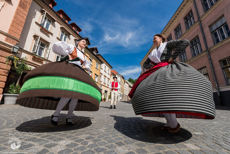 Photograph Fun in Ljubljana by Luka Esenko on 500px